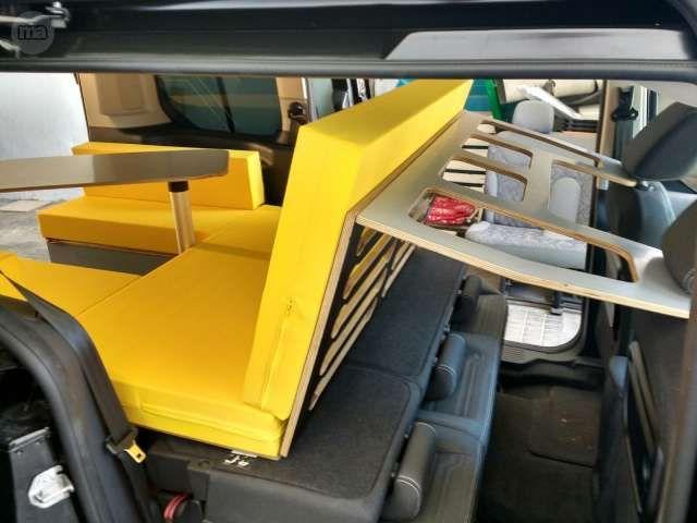 Mil anuncios com camper venta de furgonetas de segunda mano camper encuentra c8 camper - Muebles furgoneta camper ...