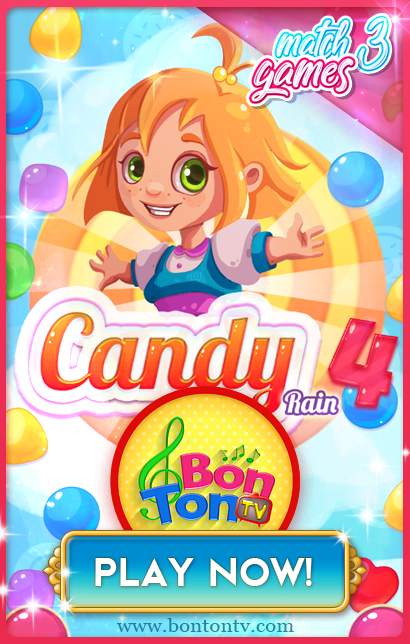 Candy Rain 4 Match3 game Best match 3 free online