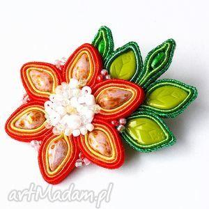 Soutach Handmade Bizuteria Kolczyki Handmadesoutach Soutache Pendant Handmade Crafts