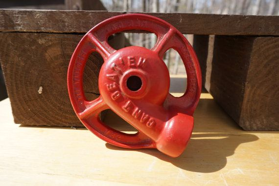 L R Nelson Sprinkler Head Can T Beat Em Made In Peoria Illinois Sprinkler Sprinkler Heads Vintage Tools