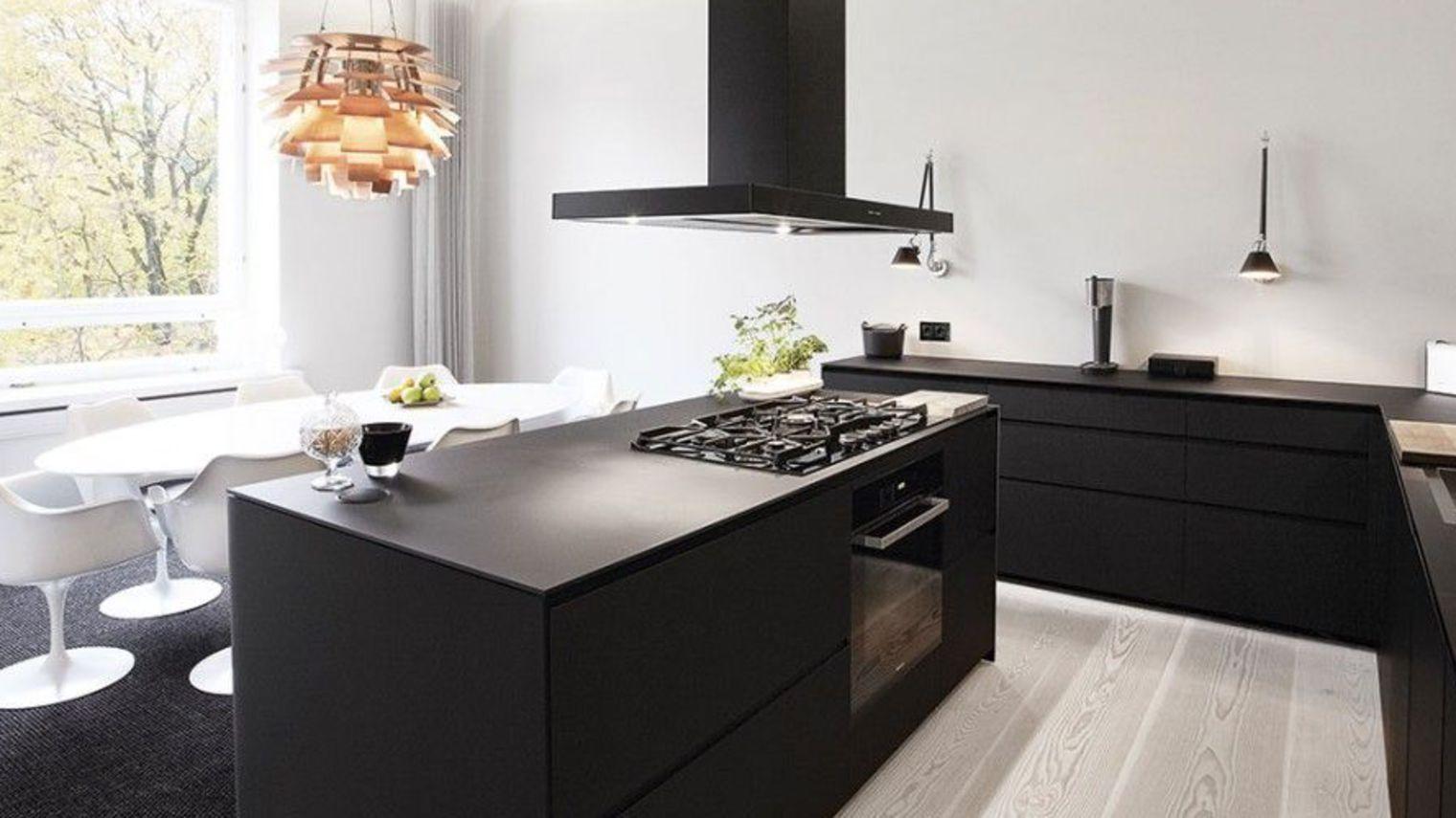 Cuisine Ouverte Design Recherche Google Cuisine Design - Image cuisine ouverte pour idees de deco de cuisine