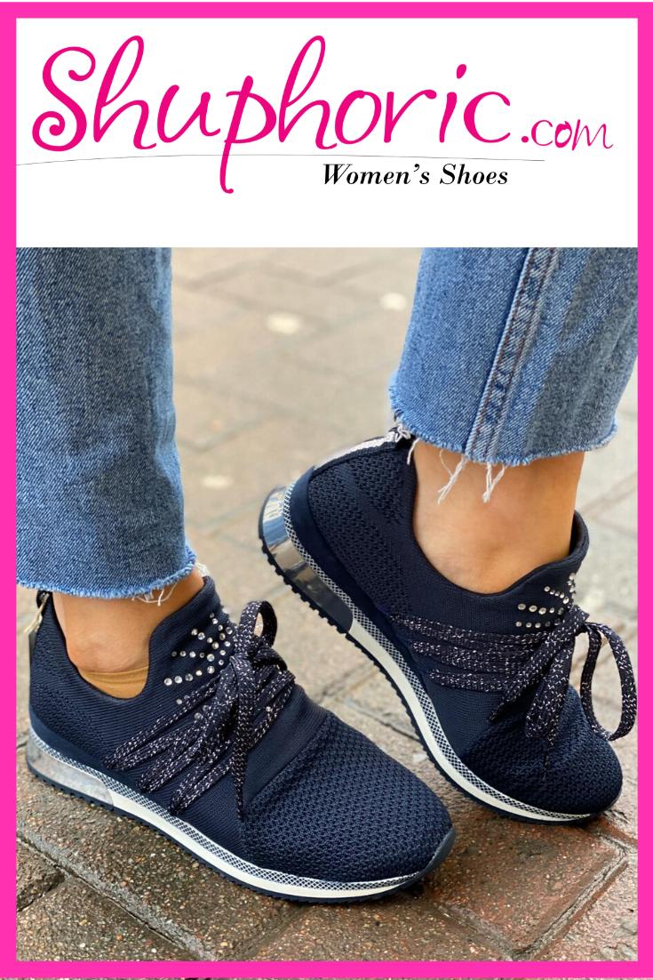 Low Wedge Heel Fashion Trainer £49.99