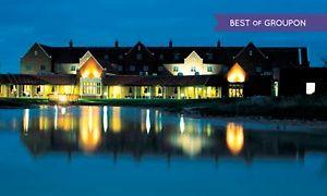 Doubletree By Hilton Cambridge Belfry Spa Breaks Spa Hotel