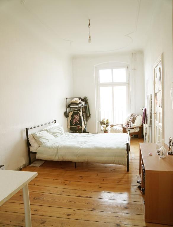 zimmer in berliner altbauwohnung altbau berlin prenzlauerberg einrichtungsideen wg. Black Bedroom Furniture Sets. Home Design Ideas