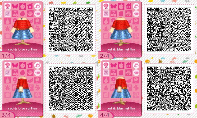 Pin By Ashlee Bowen On Acnl Qr Codes Qr Codes Animal Crossing