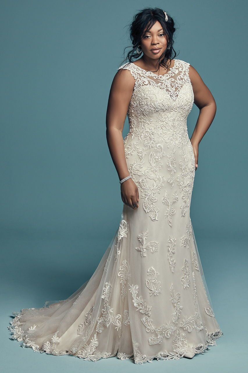 Winter wedding dresses plus size  Wedding Gown Gallery  Weddings  Pinterest  Wedding gowns Wedding