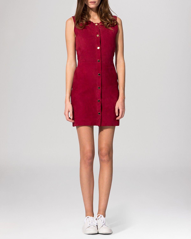 Maje Dress - Rajasthan Leather | Bloomingdale's