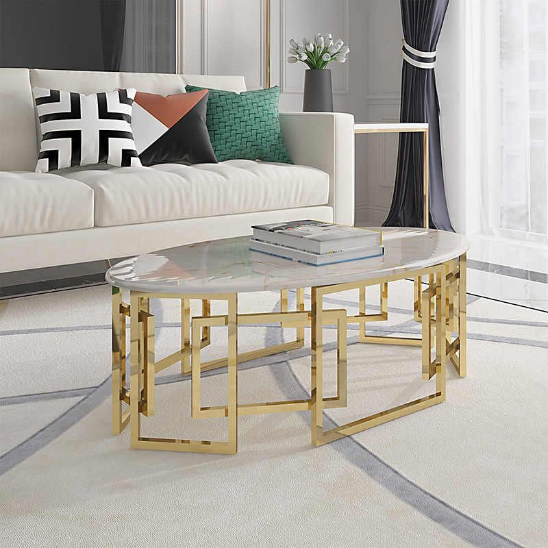 Source Mirror Gold Finish Stainless Steel Bench Legs Chrome Metal