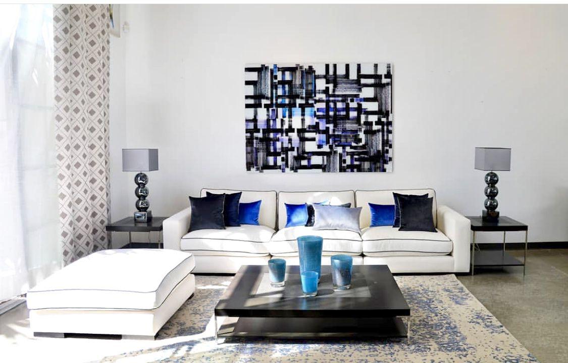 Beautiful White And Blue Art Deco Living Room Elegant Living Room Furniture Art Deco Living Room White Living Room Decor