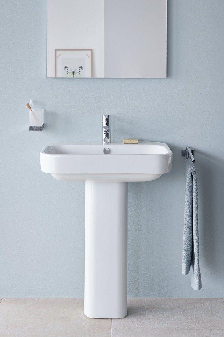 Lavabo A Colonna Design happy d.2 | colonne pour lavabo by duravit design sieger