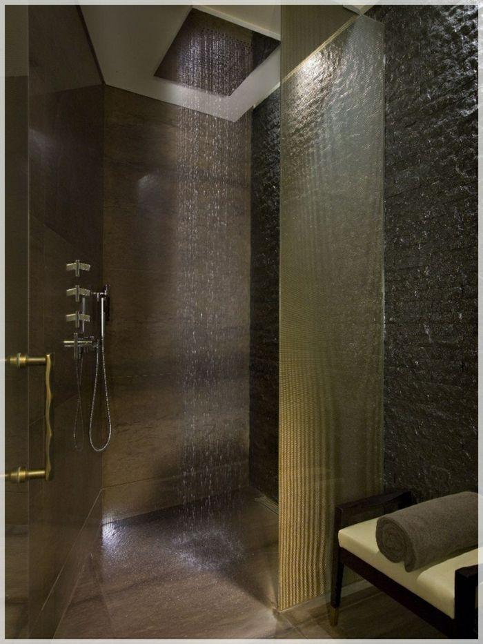 1001 ideas de duchas de obra para decorar el ba o con for Fotos de cuartos de bano con ducha modernos