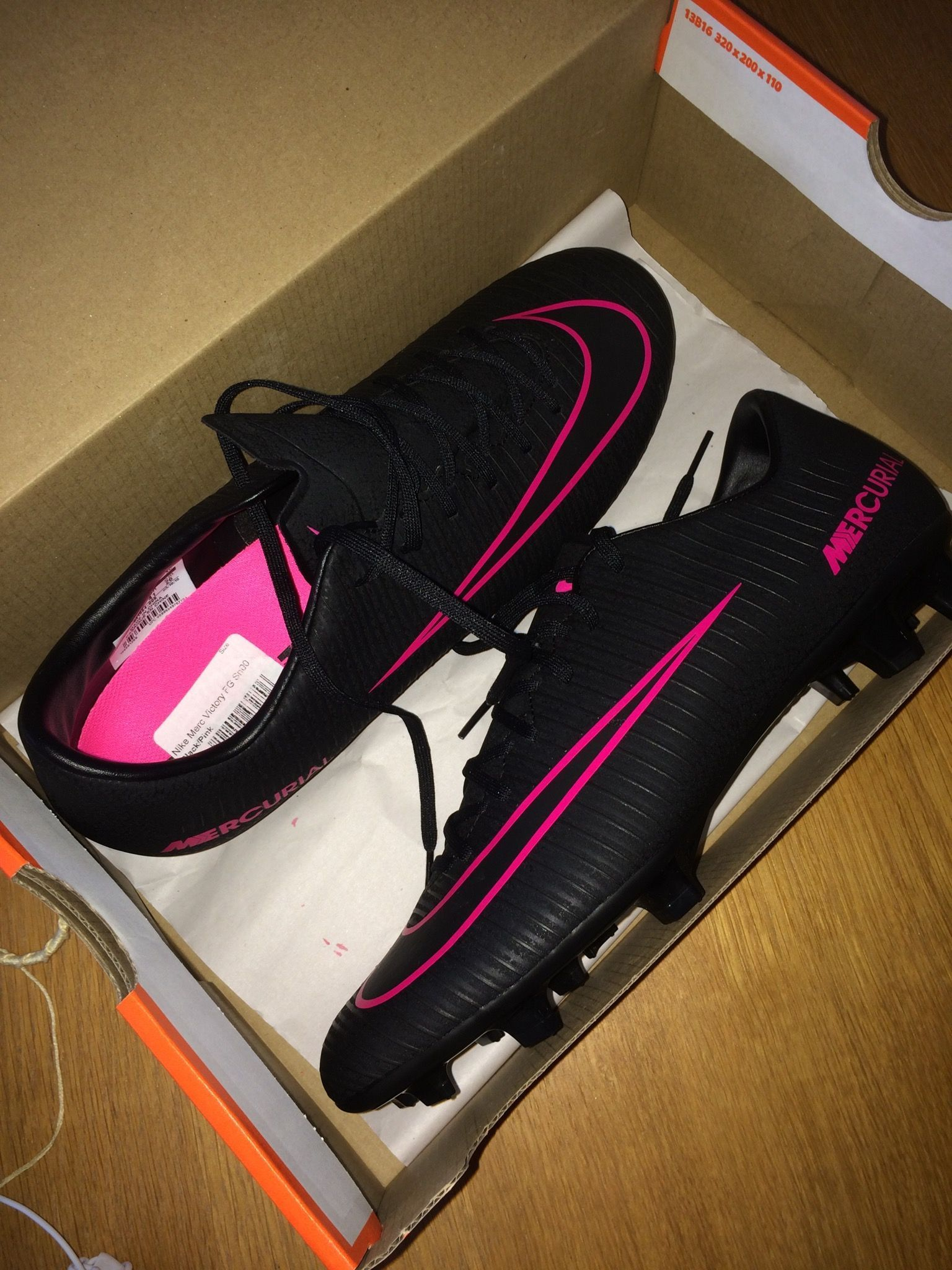5ecf170588 Nike Mercurial Veloce IV  futbolsoccer