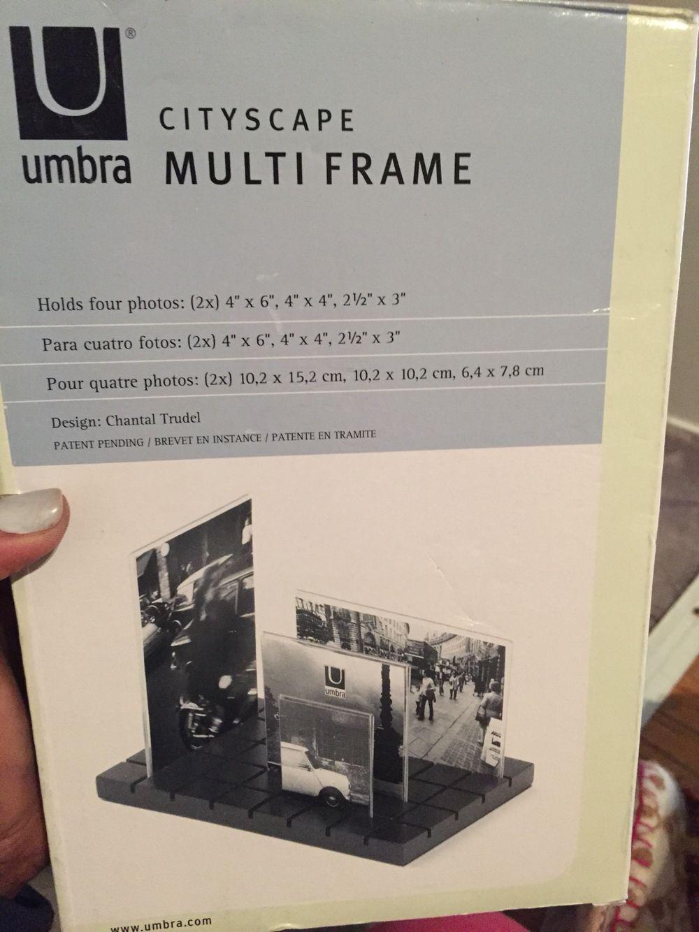 Umbra - multi frame   Barb\'s Place   Pinterest