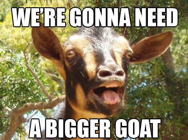Goat Quotes Awesome 48 Goat Quotes For Every Occasion Lol Pinterest Goats Animal