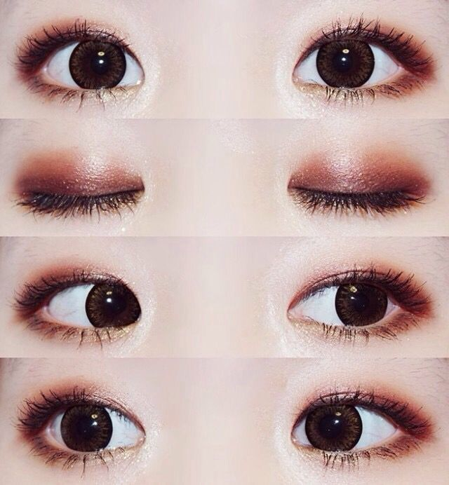 Image Result For Monolid Makeup Colorful Especially Eyes In 2018