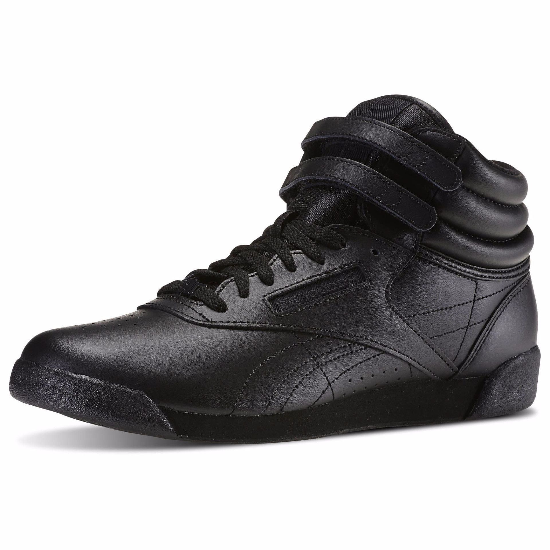 sports shoes fb52d e75f8 Girls  Freestyle Hi Leather Sneakers (Grade School)