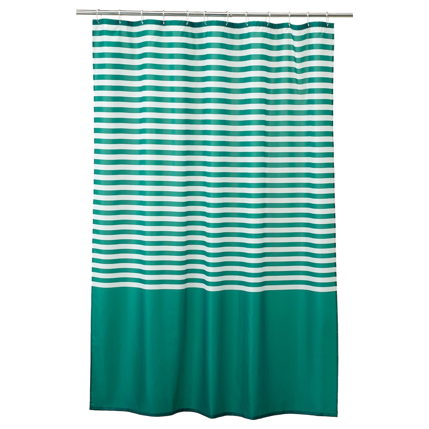 Vadsjon Shower Curtain Dark Green 71x71 In 2020 Dark