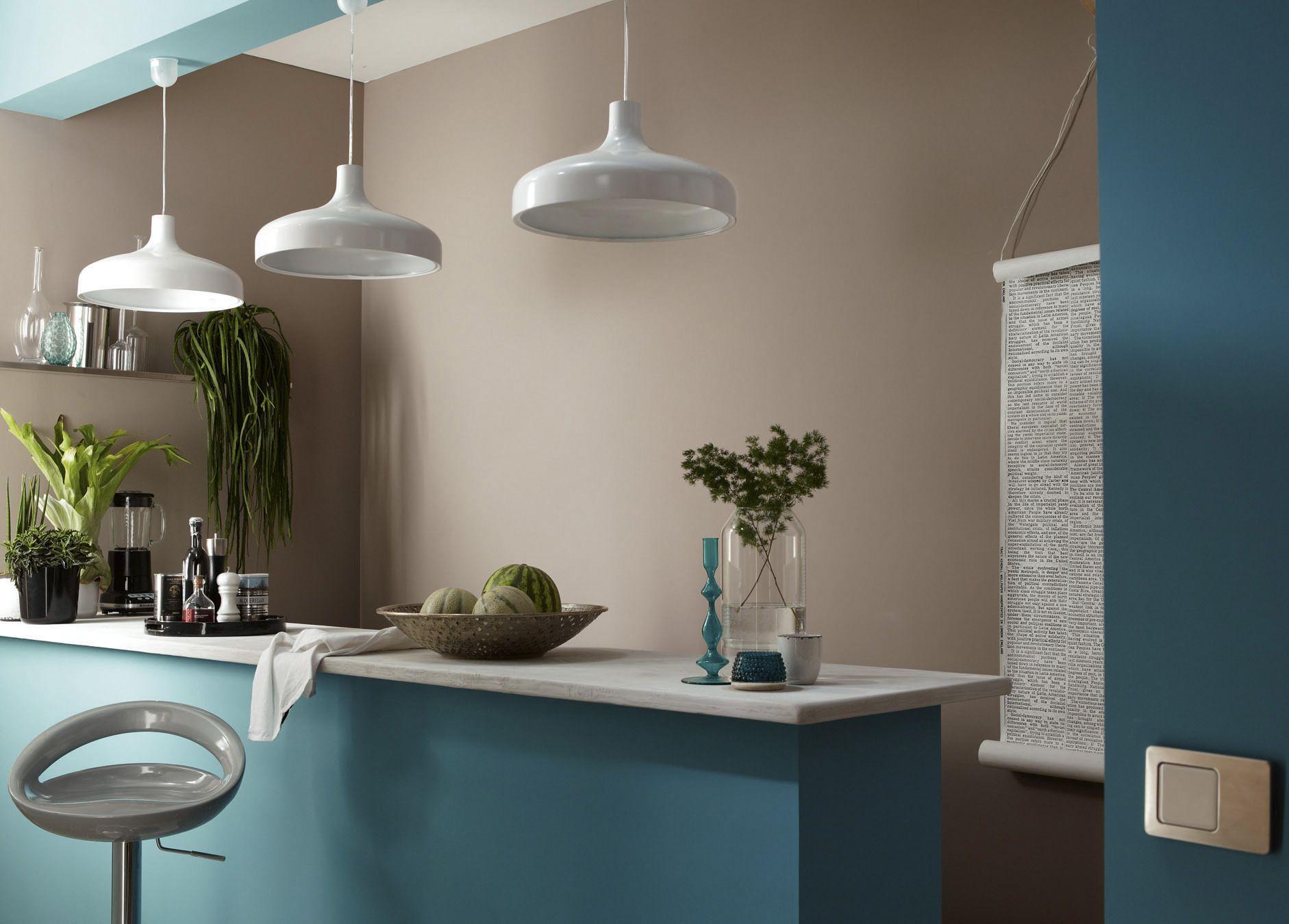 Peinture mur dulux valentine architecte jacuzzi d cor for Dulux valentine cuisine et bain