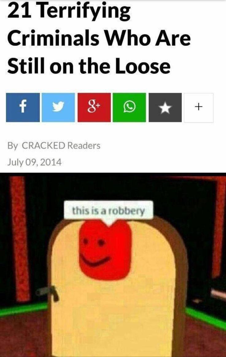 Roblox Memes Dank 19 Roblox Memes Roblox Funny Stupid Memes