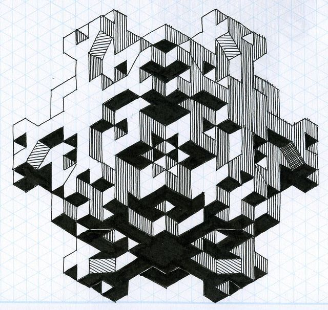 Graph Paper Geometry  Google Search  Symmetry  Fractals