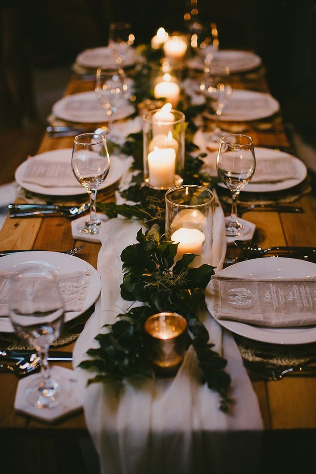 30+ Beautiful Table Setting Ideas For Your Wedding & 30+ Beautiful Table Setting Ideas For Your Wedding | Beautiful table ...