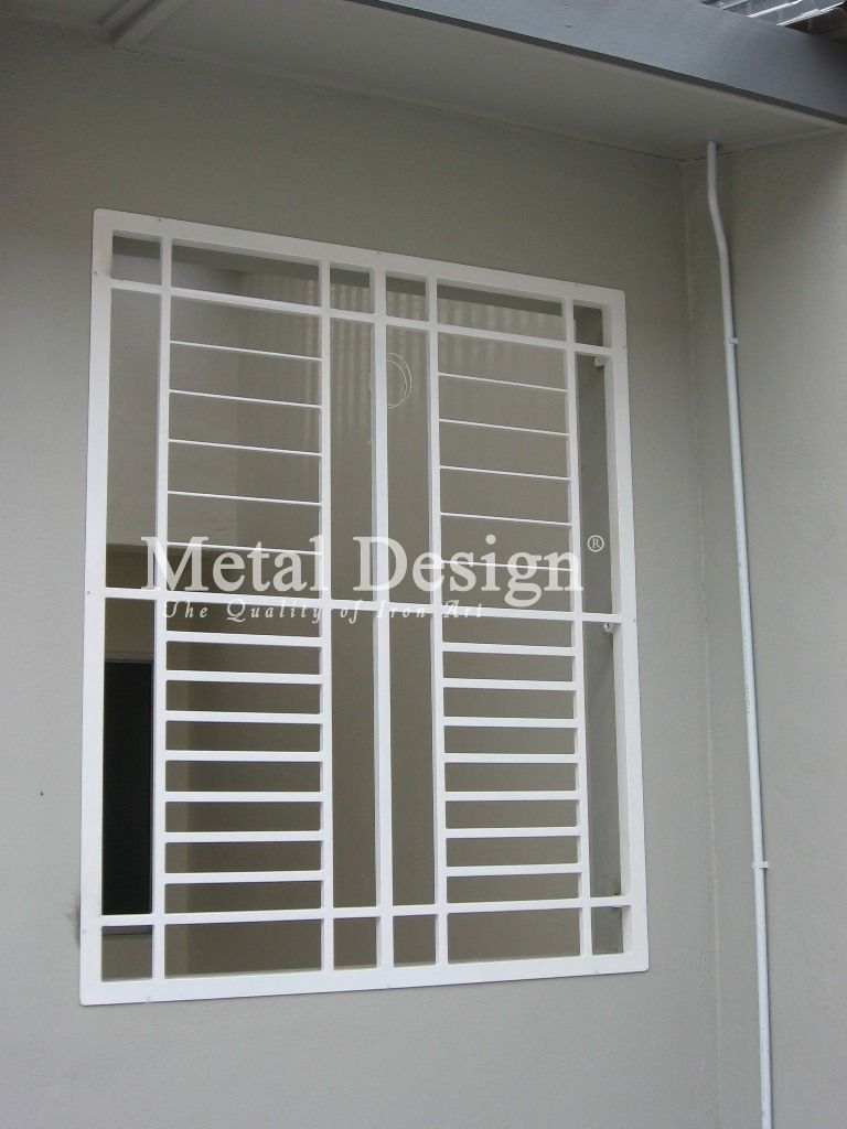 Unique Tubular Window Grills Design Philippines 9