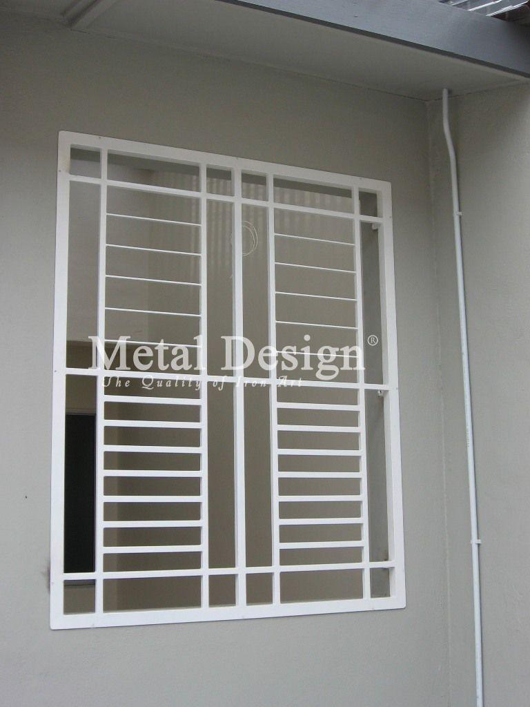 Image result for modern window grills design