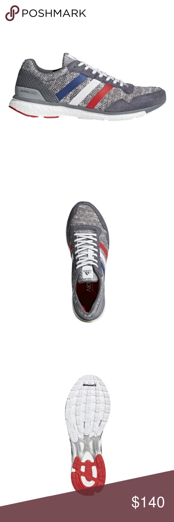 Percepción Dar a luz Encommium  New Mens Adidas Running Shoes Size 7.5 No Box Adidas Adizero Adios BOOST 3  AKTIV Running Shoes New without b… | Adidas running shoes, Running shoes,  Adidas running