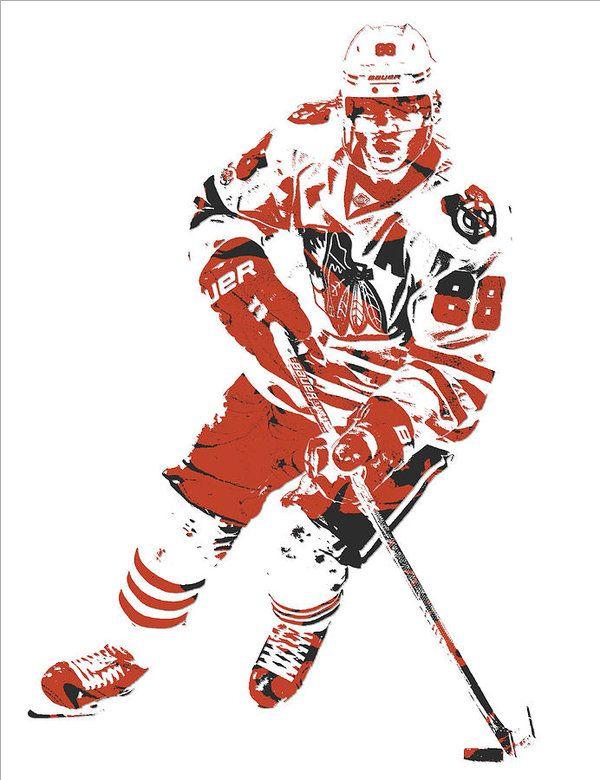 Patrick Kane Chicago Blackhawks Pixel Art 1 Art Print By Joe Hamilton Pixel Art Chicago Blackhawks Art Prints Cool wallpapers for boys hockey