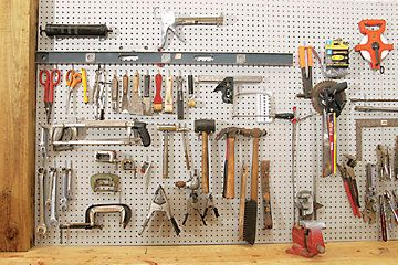 How To Organize Tools Your Garage
