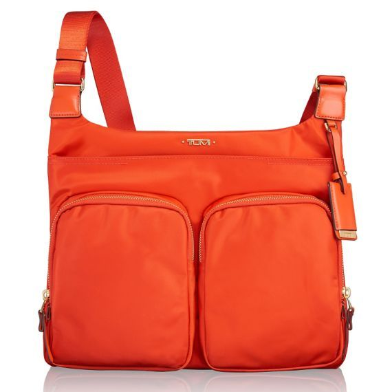 TUMI Saddler Crossbody