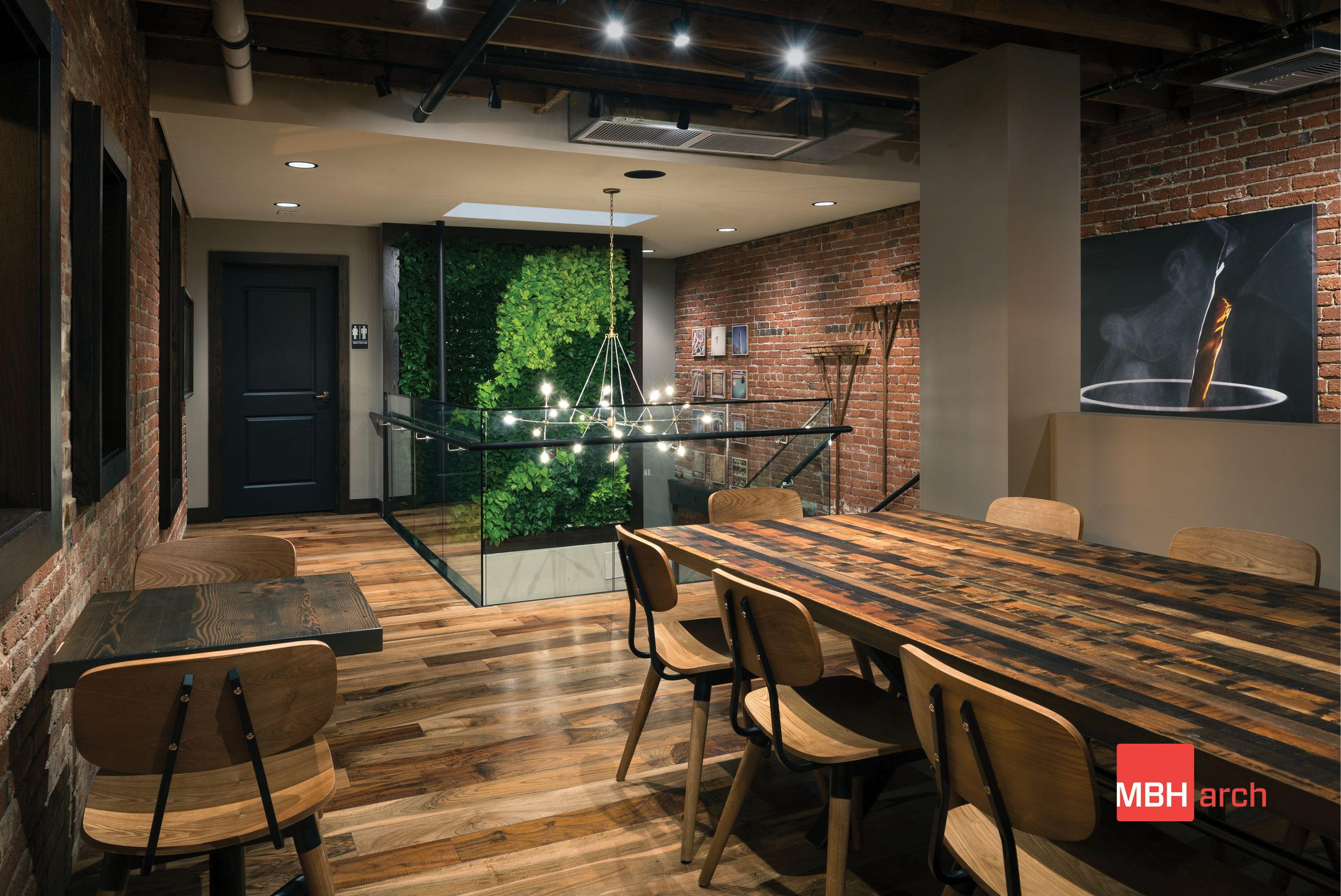 Peets coffee mbh architects is a full service