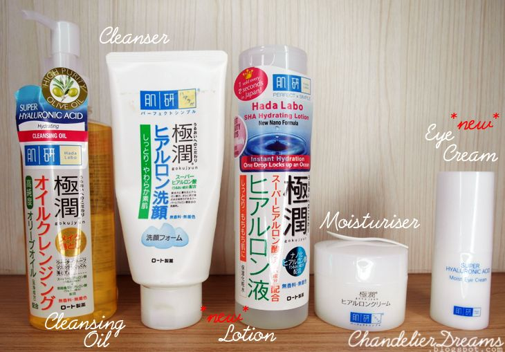 Singapore S Beauty Lifestyle Blogger My Hada Labo Skincare Routine Japanese Skincare Routine Japanese Skincare Hada Labo