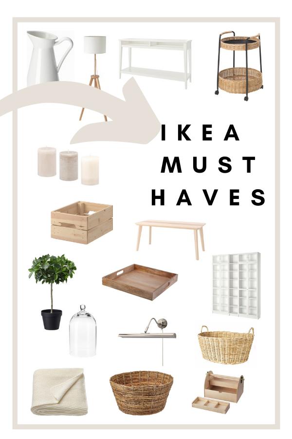 Ikea Must Haves 2020 My Ultimate Favorites