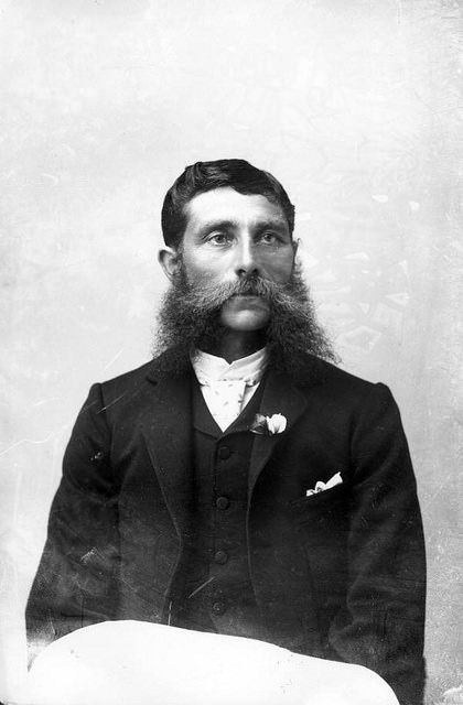 Man With Mutton Chops Tallahassee Mutton Chops Leon County