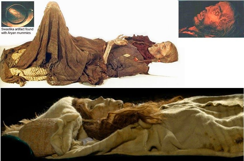 The Forbidden History of Ancient China Aryan Mummies and