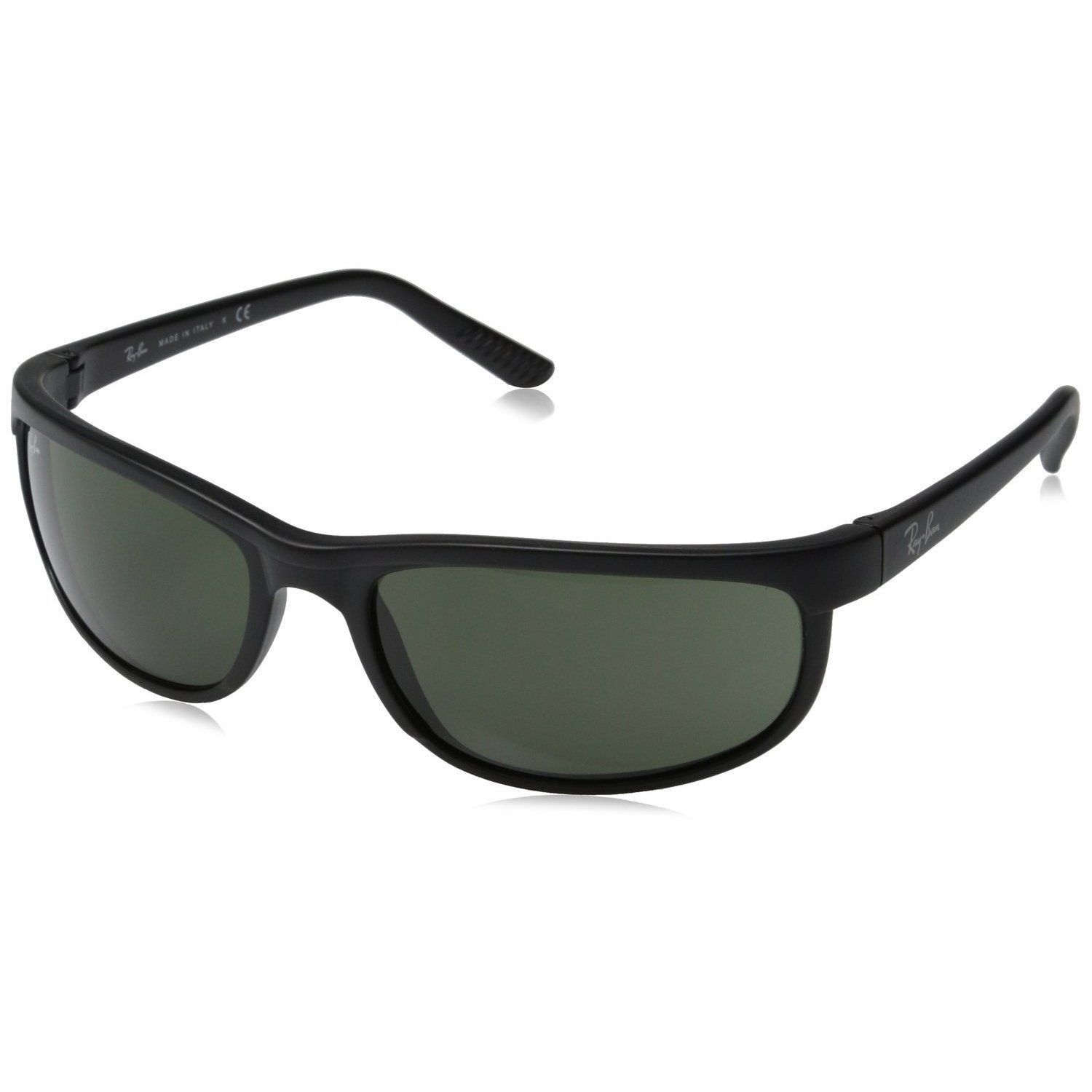 820db567dc Ray-Ban RB2027 W1847 Predator 2 Frame Green Classic 62mm Lens Sunglasses