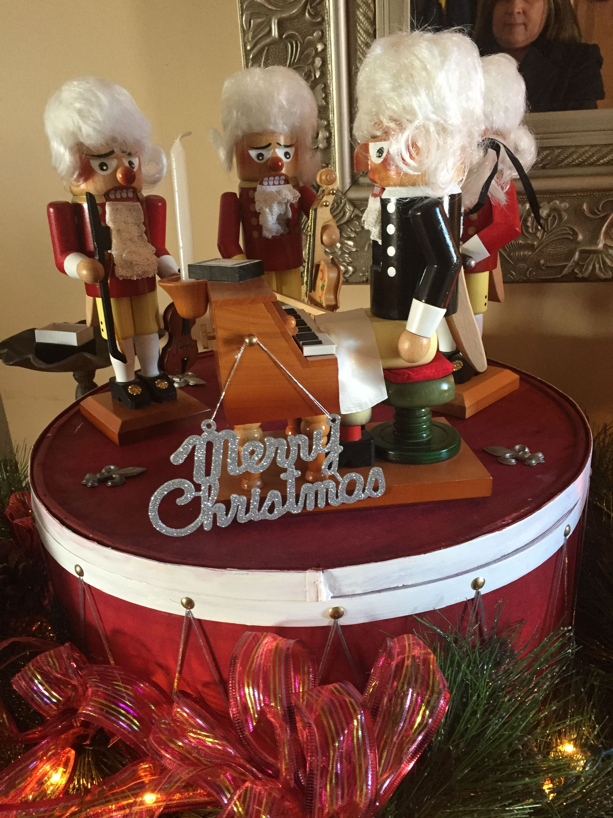 Musical christmas ornaments that play music - Not Crackers That Play Music
