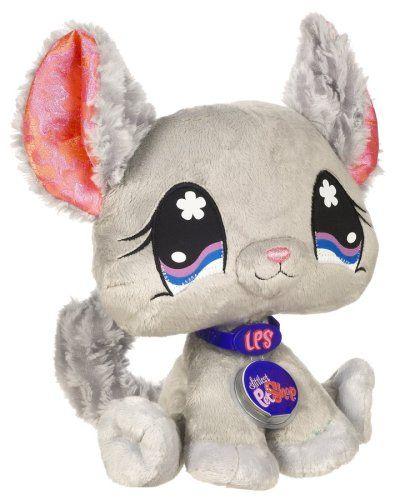 Amazon Com Littlest Pet Shop Vip Chinchilla Toys Games Little Pets Pet Shop Littlest Pet Shop