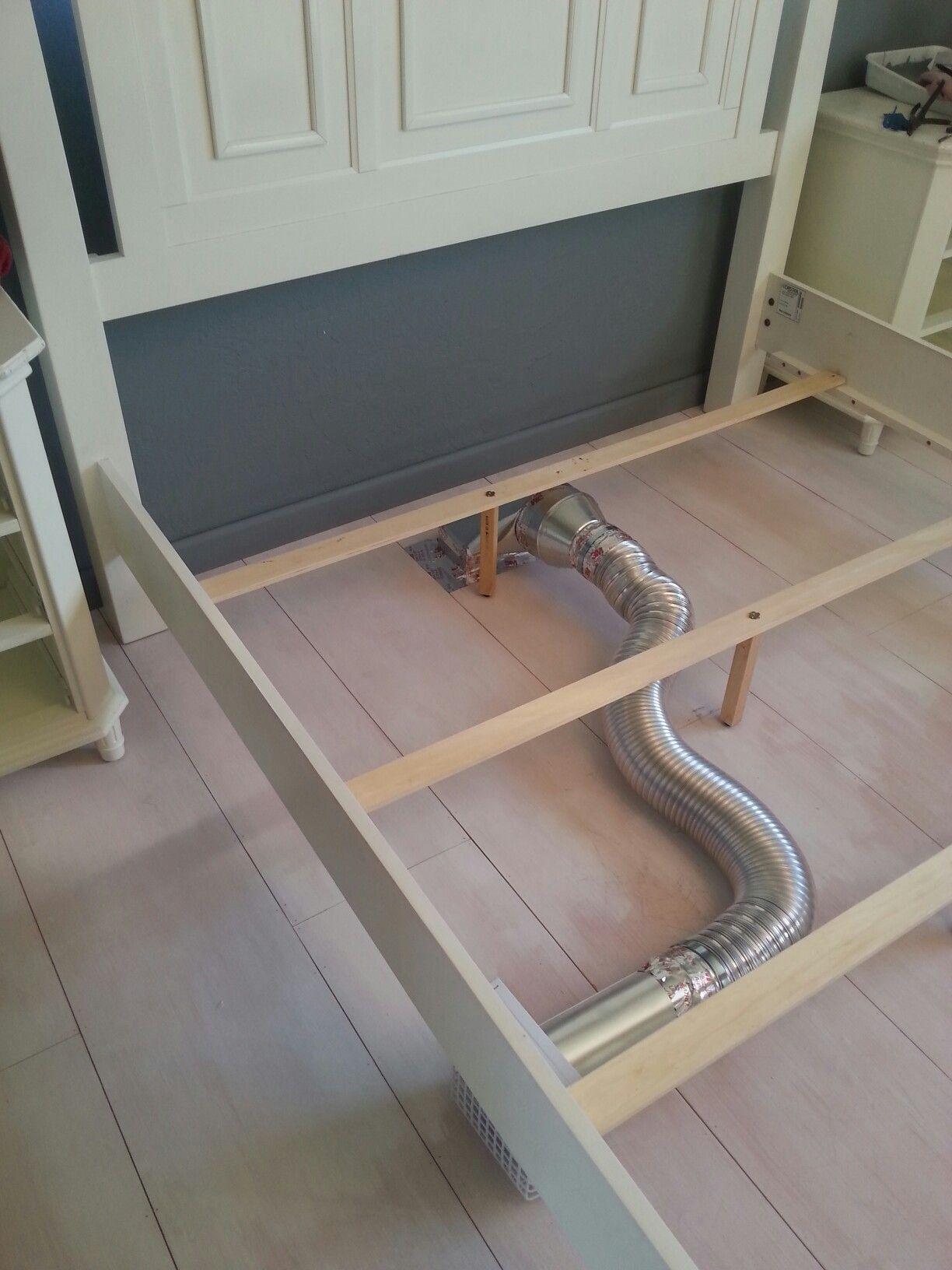 Add Finishing Lint Trap Box Home Fix Mobile Home Repair Home Repairs