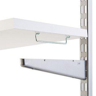 White Melamine Desk Top The Container