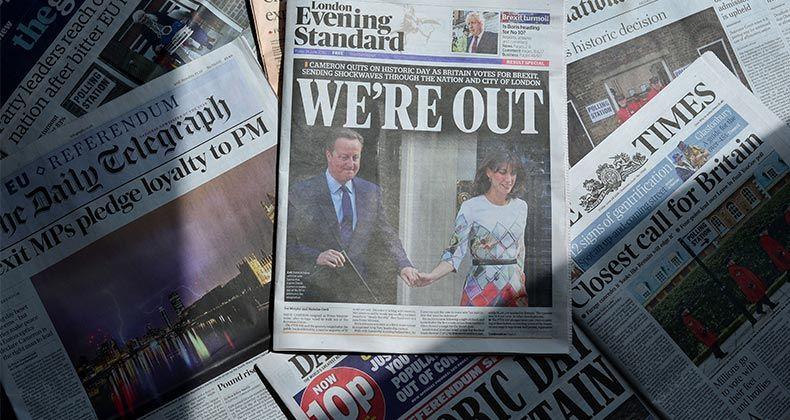 Brexit may strain job markets in US, UK Marketing jobs