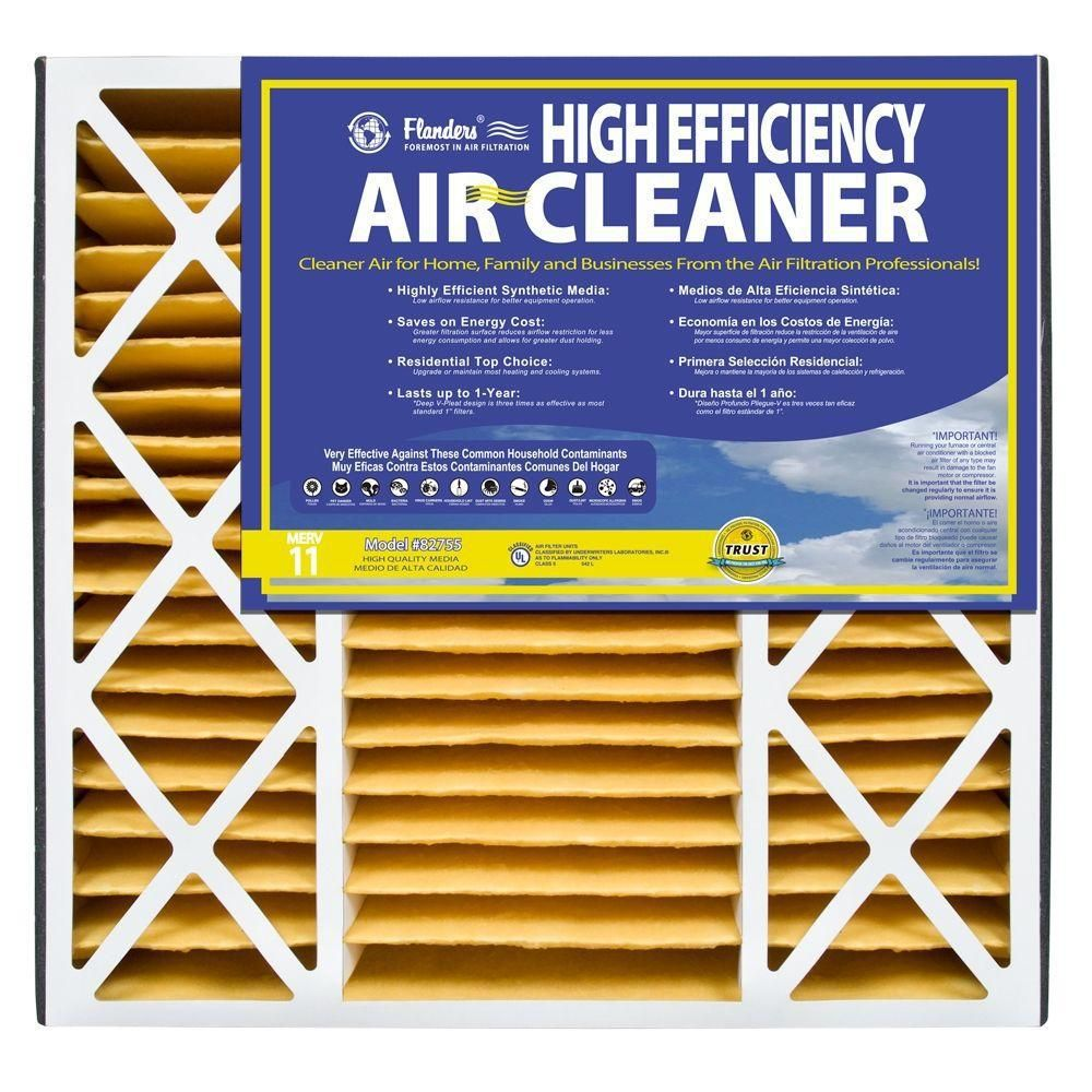 Flanders PrecisionAire 20 in. x 20 in. x 4.5 in. Air