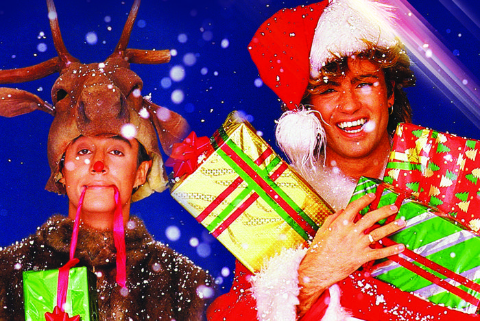 Wham! 80s Christmas Le Blow Christmas music videos
