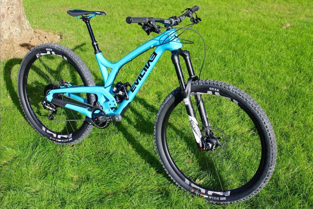 Evil Bikes The Wreckoning Core Bike 2016 Bike Cross Country Bike Bike Style