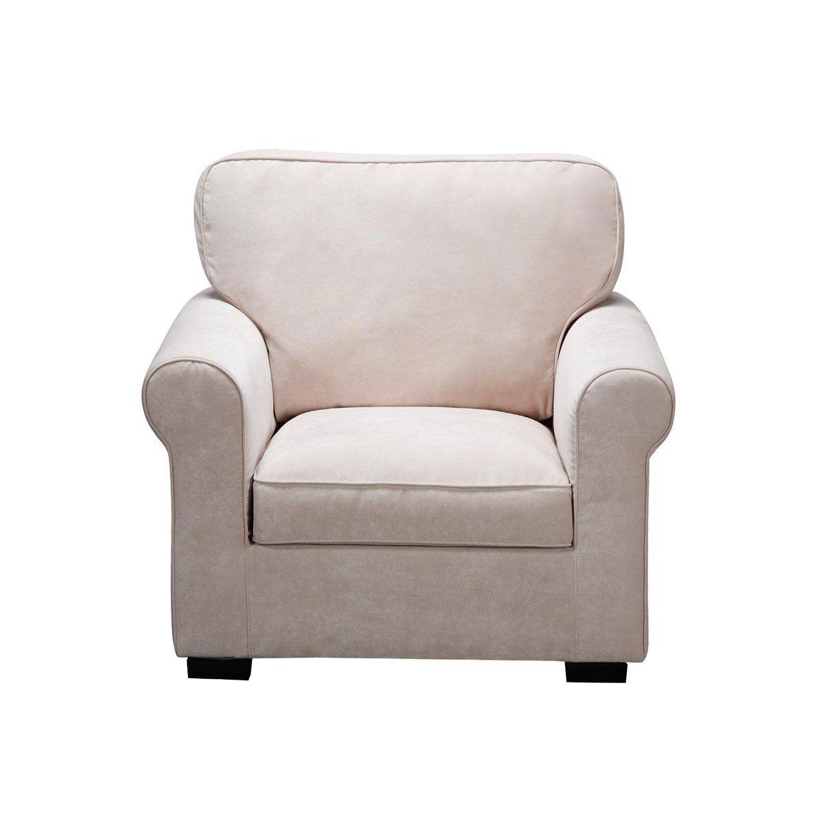 Superb Leather Single Sofa