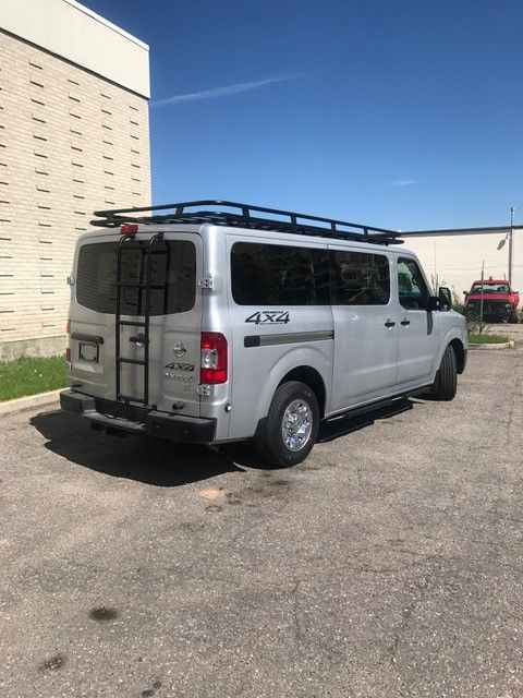 Sliver 4x4 Nissan done by Advanced 4x4 in Salt Lake City