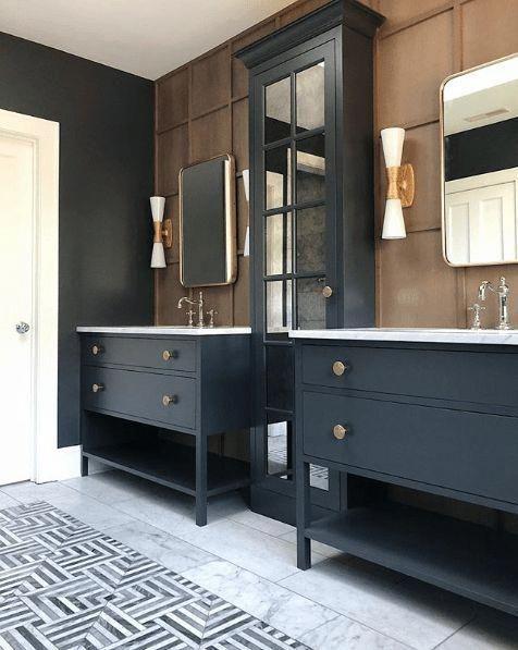 Photo of Master Bathroom a few ideas wood tile counter tops, master bathroom tips small v…