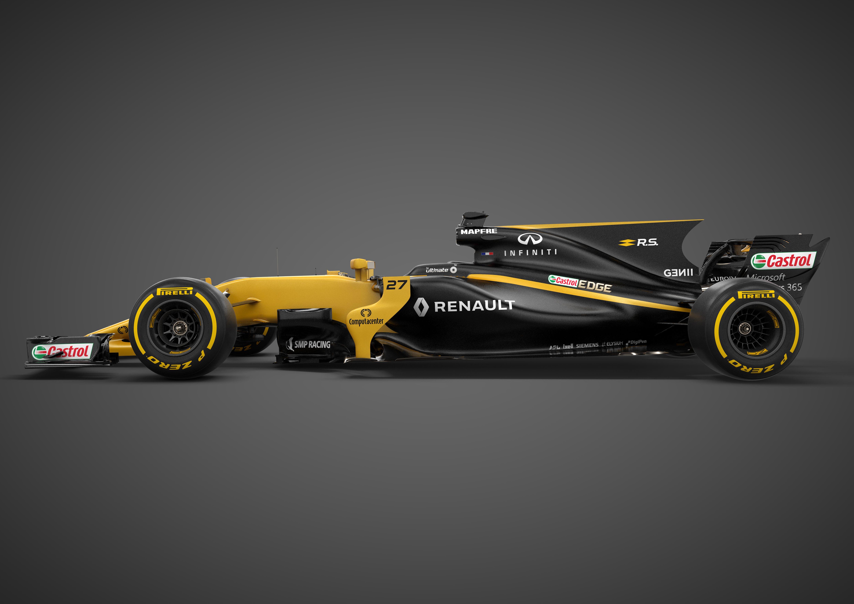 La FIA obliga a Renault a cambiar el diseño de su alerón trasero #F1 #Formula1