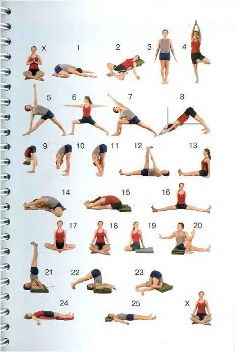 Йога Комплекс На Похудение. Простая йога для похудения: 5 главных поз